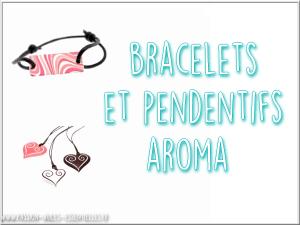 bracelets aromatiques