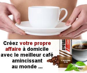 Devenez distributeurs du meilleur café amincissant !