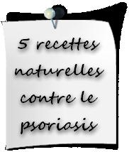 formules aux huiles essentielles contre le psoriasis