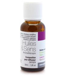 Composition Oxygen - immunostimulante