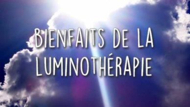 bienfaits de la luminothérapie