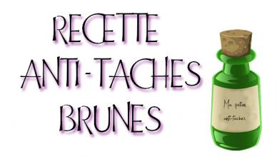 Traitement naturel taches brunes passion huiles essentielles for Abces buccal traitement maison