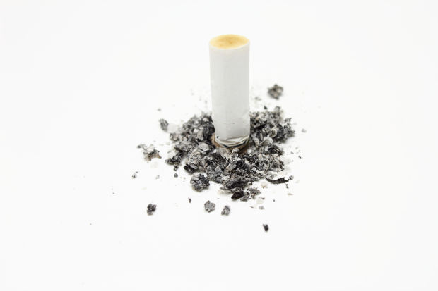 Stop à la cigarette !