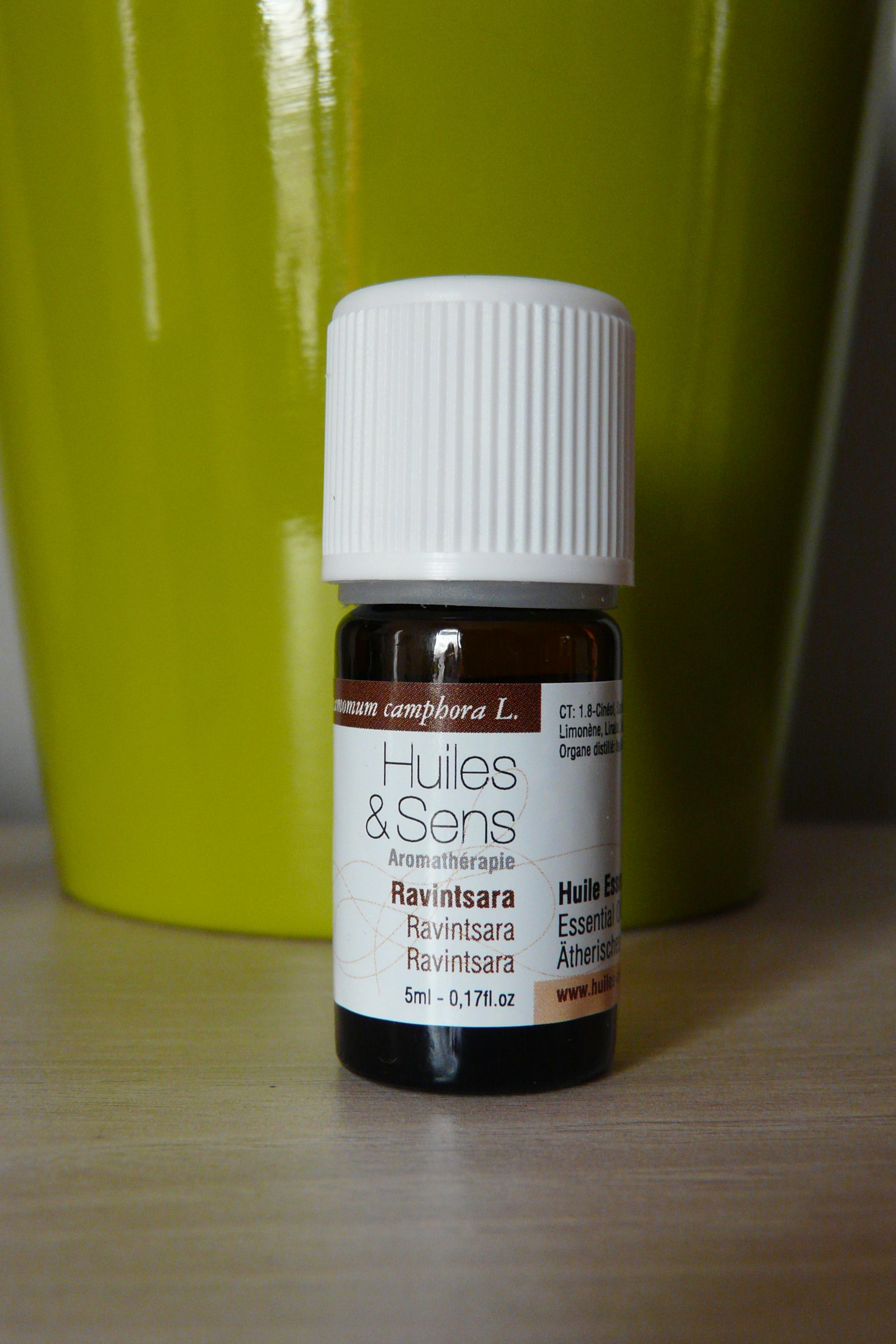 huile essentielle de Ravintsara et ses bienfaits