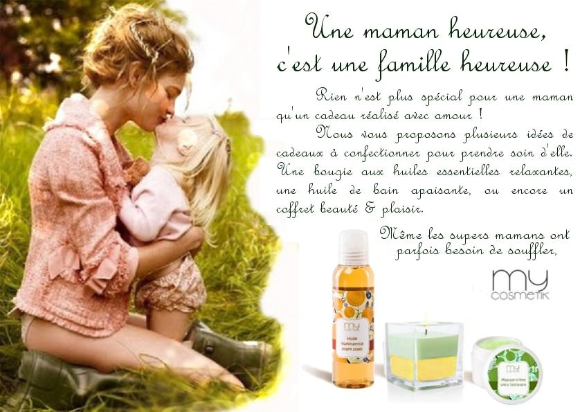 Concours spécial Fête des mères !