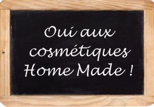 La vérité sur les cosmétiques home made