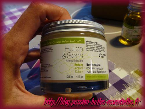 beurre végétal - ingrédient cosmétique