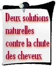 lotion naturelle anti-chute cheveux