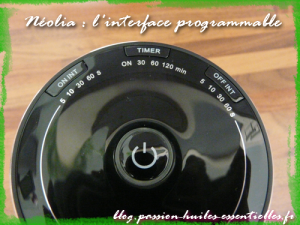 Interface programmable diffuseur Néolia
