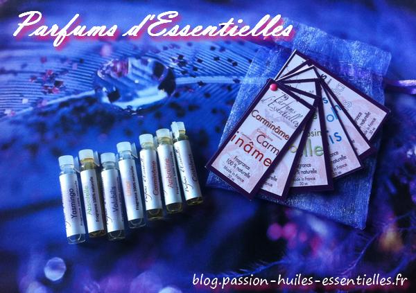 Parfums d'Essentielles