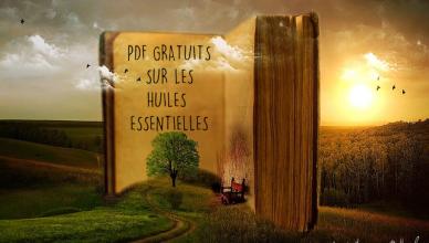 livres numériques huiles essentielles