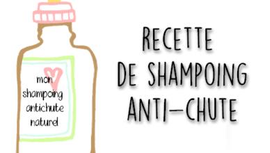 Faites votre shampoing naturel contre l'alopécie