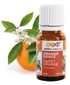 essence d'orange douce bio